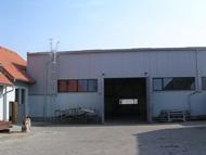 Rekonstrukce areálu a výstavba haly pro zámečnickou výrobu firmy HOPEMONT s.r.o. - Smržov