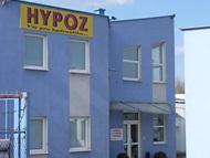Objekty výroby zařízení pro hydrauliku, prodejna, administrativní budova firmy HYPOZ s.r.o. - Hradec Králové
