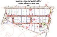 """Obytná zóna """"Na Troubách"""" vobci Sadová"""