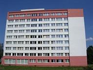 Rekonstrukce hotelového domu - Heyrovského 1177 - Hradec Králové