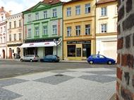 Rekonstrukce historických prostor, internetová kavárna Café Imagine - historické centrum Hradce Králové